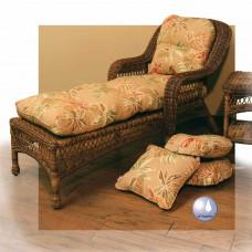 Chasco Sanibel Resin/Alum Chaise Lounge