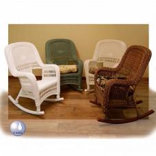 Chasco Sanibel Resin/Alum Rocker Chair
