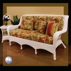 Chasco Salinas Resin/Alum 3-seat Sofa