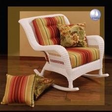 Chasco Salinas Resin/Alum Rocker Arm Chair