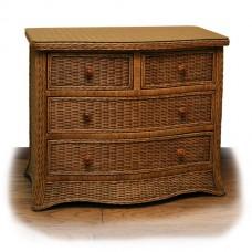 Chasco Florentine 4 Drawer Dresser