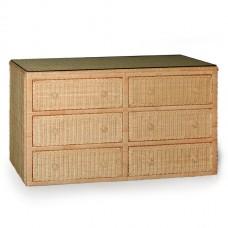 Chasco 6 Drawer Dresser