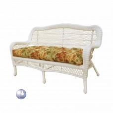 Chasco Cape Charles Resin/Alum Sofa