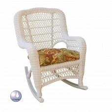 Chasco Cape Charles Resin/Alum Rocker Chair