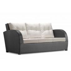 ZUO Outdoor Cumberland Wicker Sofa